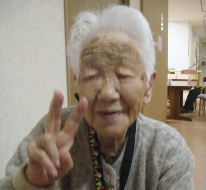 日本最長壽奶奶117歲都千代過世(美聯社)
