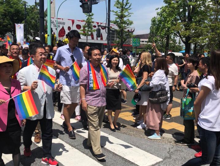 日本將跟進台灣?最大在野黨考慮推同婚法案