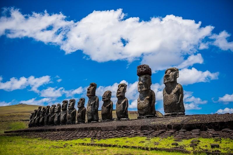 智利復活島(圖/pixabay)