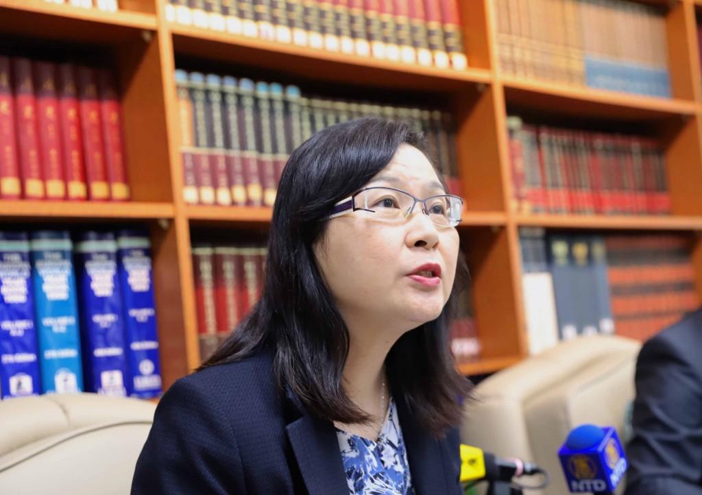臺灣日本關係協會秘書長張淑玲31日表示, 日本核食進口與否不應淪為政治議題