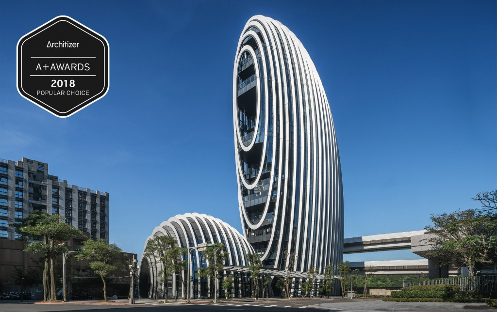 Image of the award winning Lè Architecture (Image from Architizer)