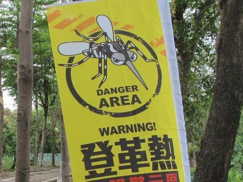 Dengue fever is expanding in New Taipei City.