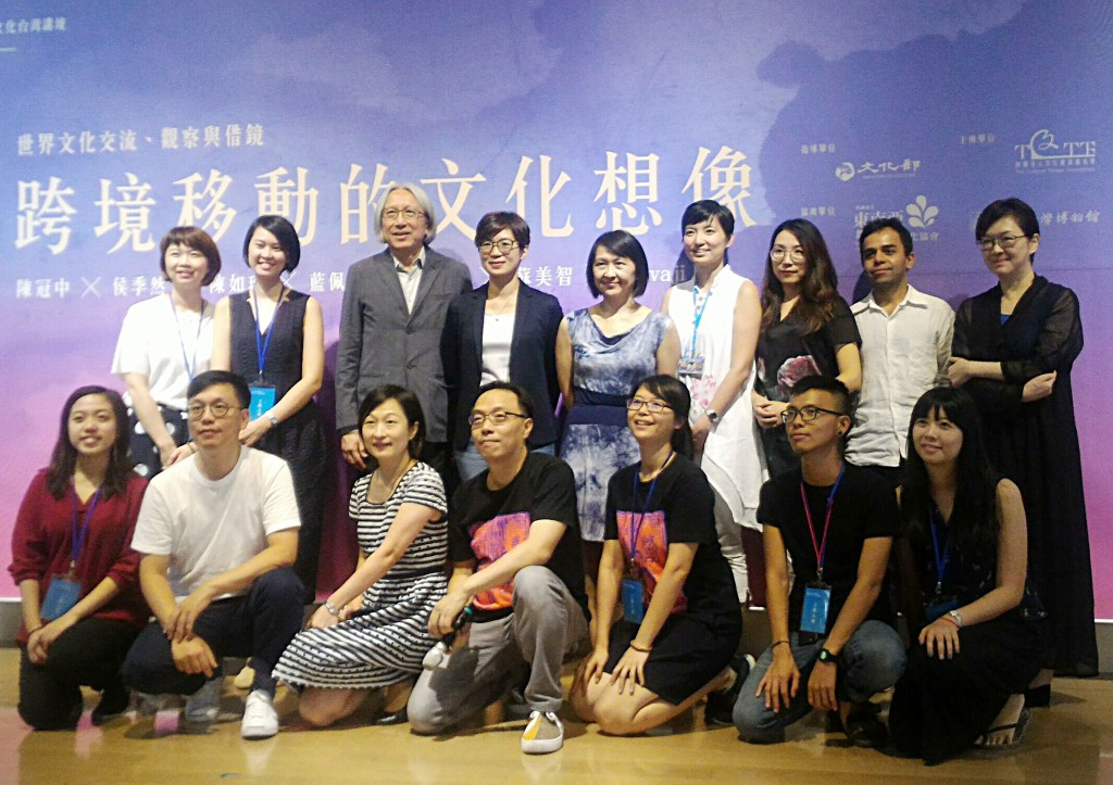 The winners of the 5th Taiwan Literature Awards for Migrants.