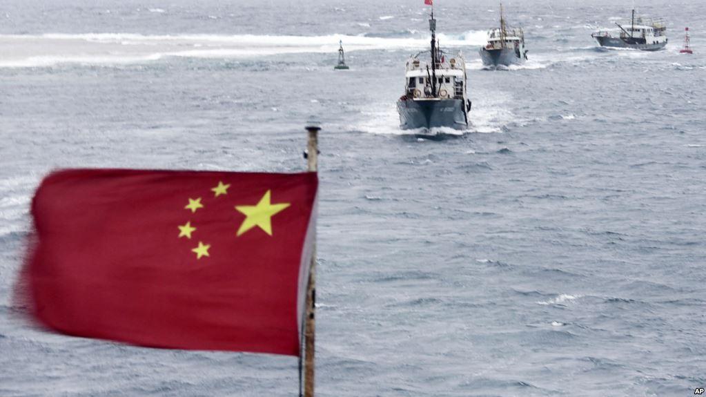 Vietnam's response to China's militarized fishing fleet
