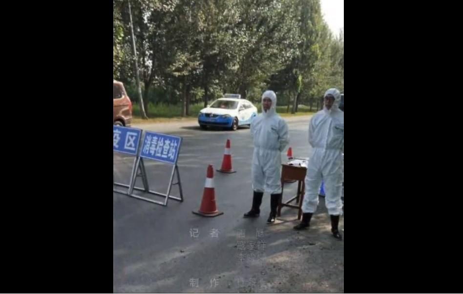 中國爆發亞洲首例非洲豬瘟 我農委會嚴陣以待