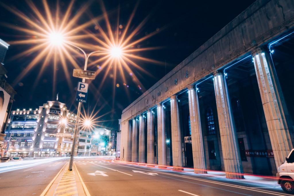 「街道美術館PLUS」將於18日台南海安路及中正路開跑(照...