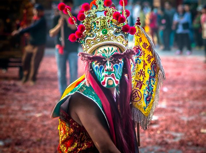 台灣冠軍街舞團結合八家將及街舞表演驚豔大馬旅展(照片來源:pixabay)