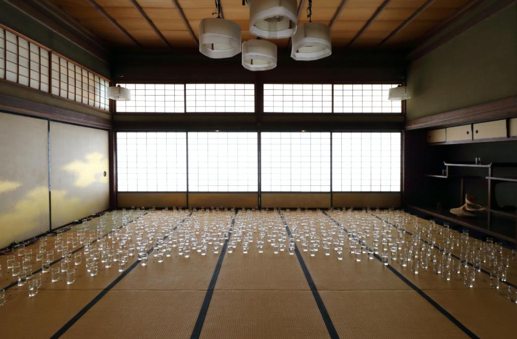 赤松音呂來台舉辦聲音藝術裝置展(照片來源:草字頭)