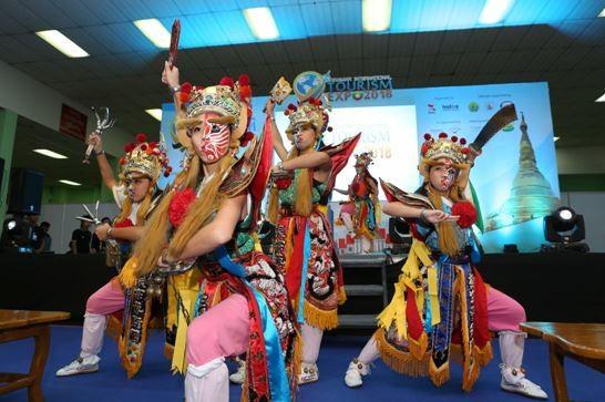 圖片來源:泰國秋季國際旅展