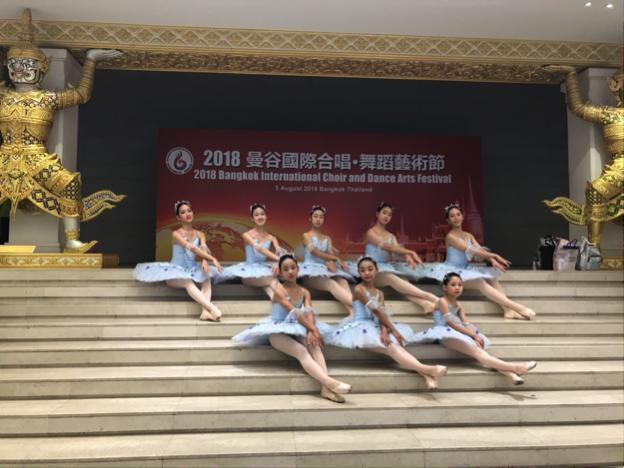 國際舞蹈 (由TITF提供)