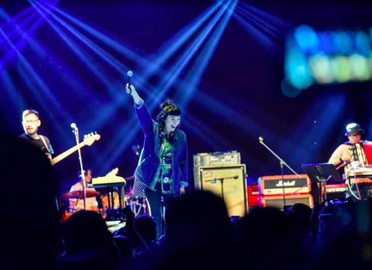 音樂新南向!台灣歌手於馬來西亞天空音樂節演出(照片來源:天空音樂節)