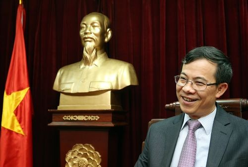 Outgoing envoy urges Taiwan to assist Vietnam's infrastructure