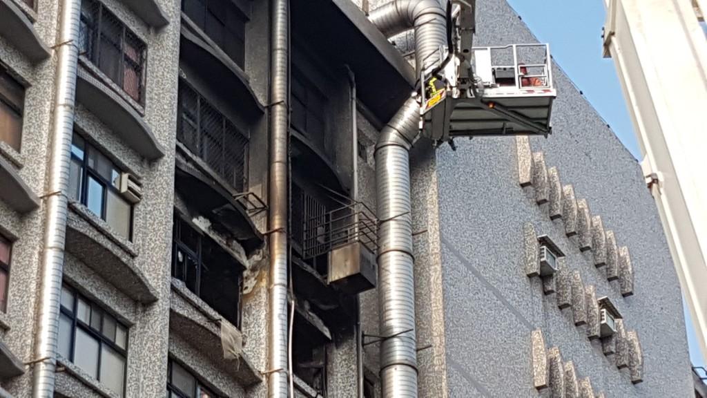 Fire in Taipei Hospital nursing home kills 9, injures 16