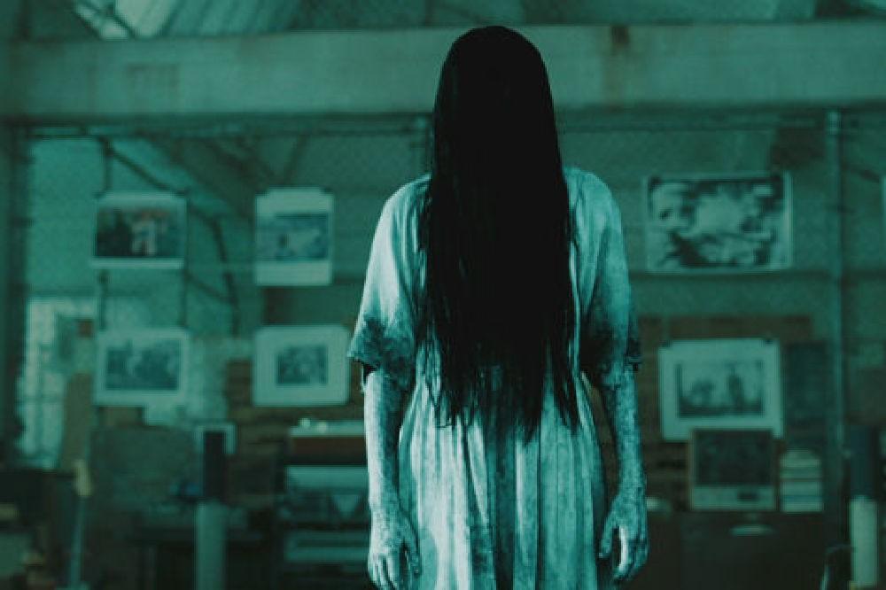"""Still showing Samara from Film """"Rings."""""""