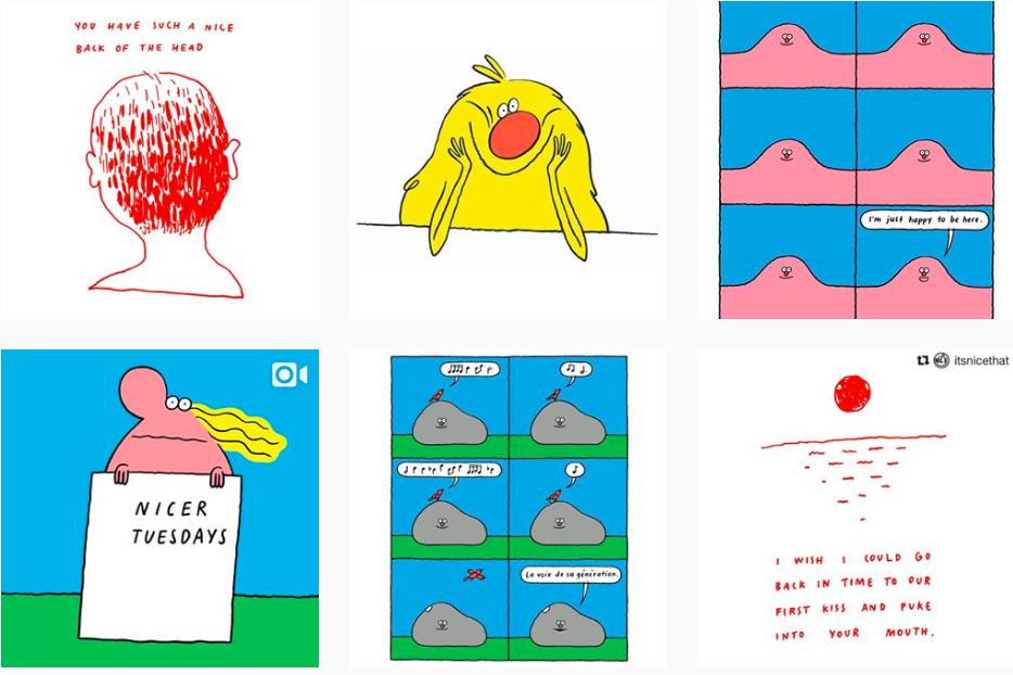 老夫老妻秒懂!德國插畫家新書「我恨你,只是你還不知道而已」繪出戀人心聲
