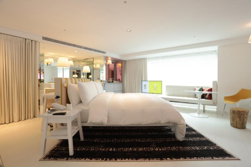 台北S HOTEL與大家分享情人的愛情秘境