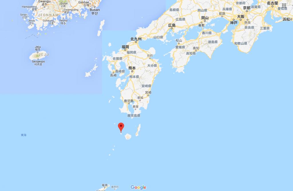 【緊急快報】日本發佈口永良部島火山避難準備令