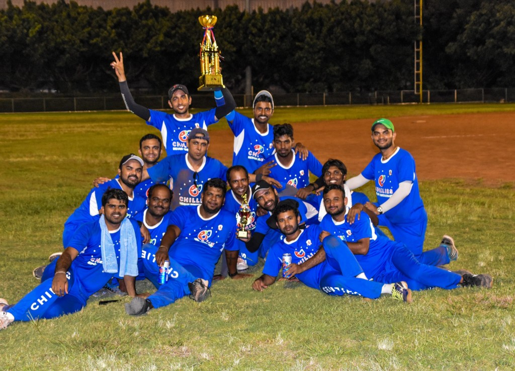 Cricket tournament marks the rise of the game in Taiwan
