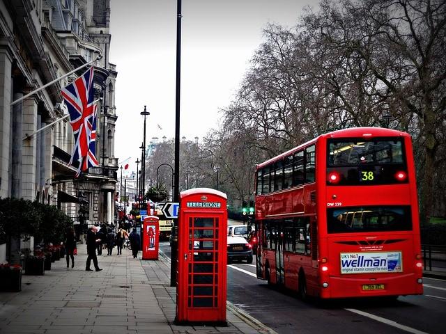英國街道(Source: Pixabay)