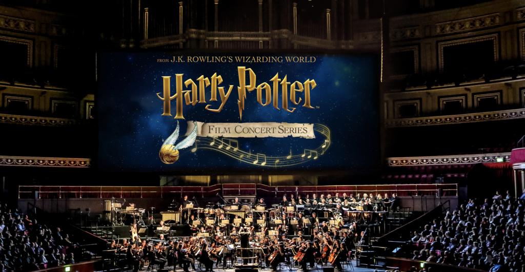 Film Concert Series bring Harry Potter to life. (Screenshot from harrypotterinconcert.com)