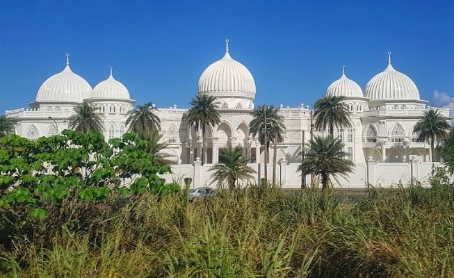 """""""Arab Palace."""" (Google Maps image)"""
