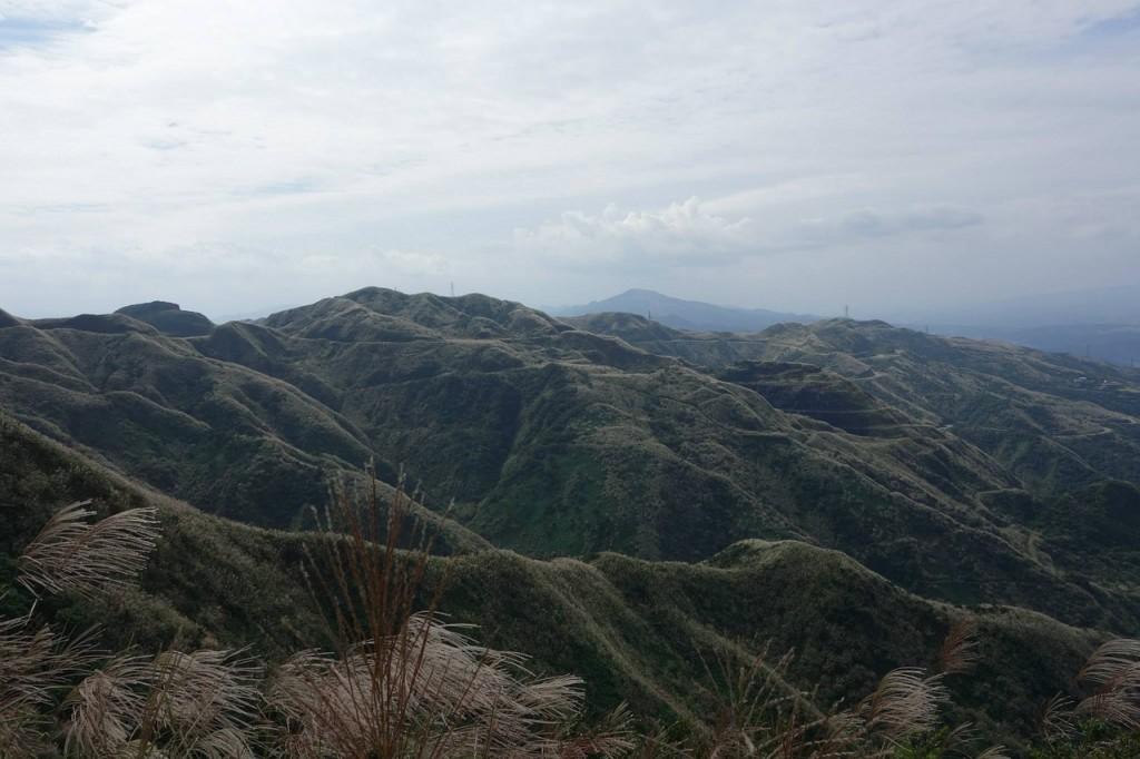 Teapot Mountain Trail, New Taipei City. (Image courtesy of Pixabay)