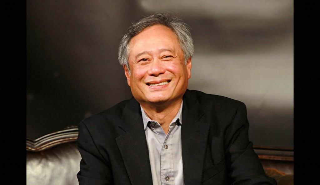 Taiwanese director Ang Lee.