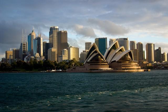 Sydney skyline (Corey Leopold/Flickr)