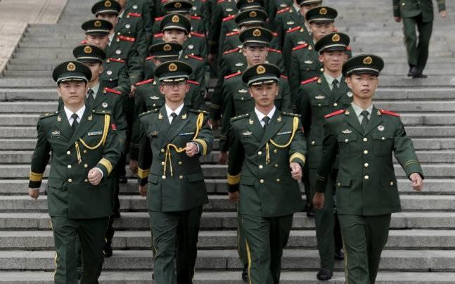 File Photo: PLA Military Police