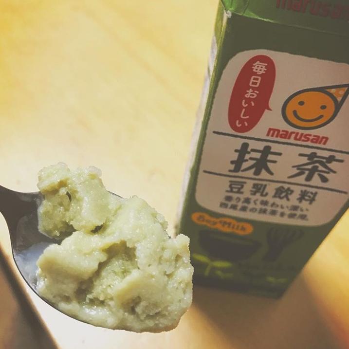 日本今夏最夯冰品 鋁箔包豆乳冰棒