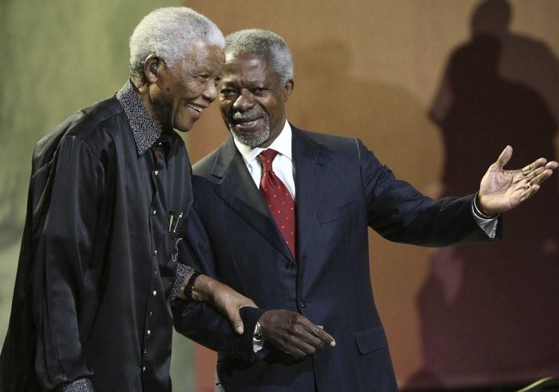 首位非裔聯合國秘書長 安南80歲高齡辭世