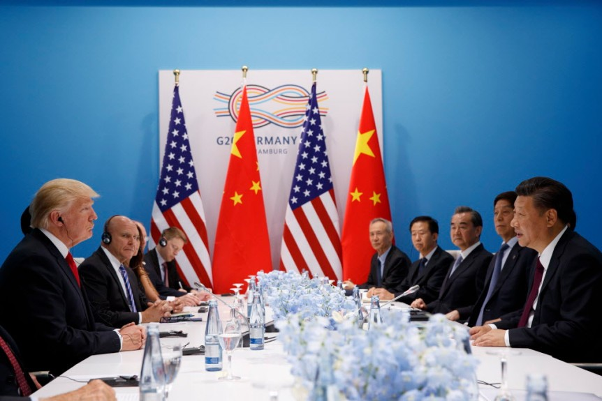 Amid tensions, US, China resuming trade talks