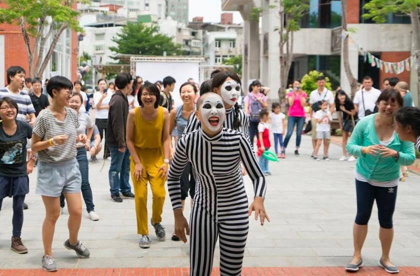 首屆雲門身體節舉辦多元活動邀民眾放開律動(照片來源:雲門舞蹈教室)