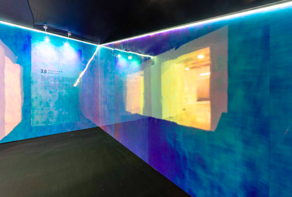 台中文化創意產業園區舉辦主要8大展館,展出精彩作品(照片來源:2018台灣設計展)