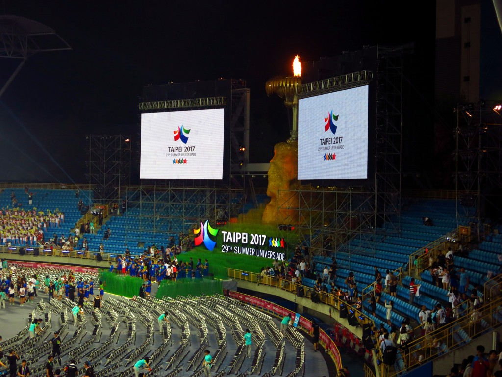 The top 7 sporting events in Taiwan
