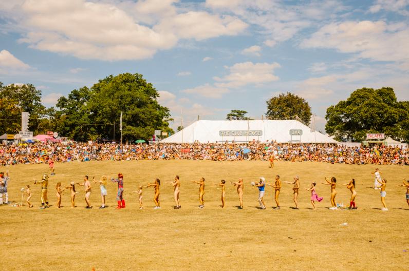 2018 英國 Wilderness Festival 精彩活動類型繁多(照片來源:Wilderness Festival)
