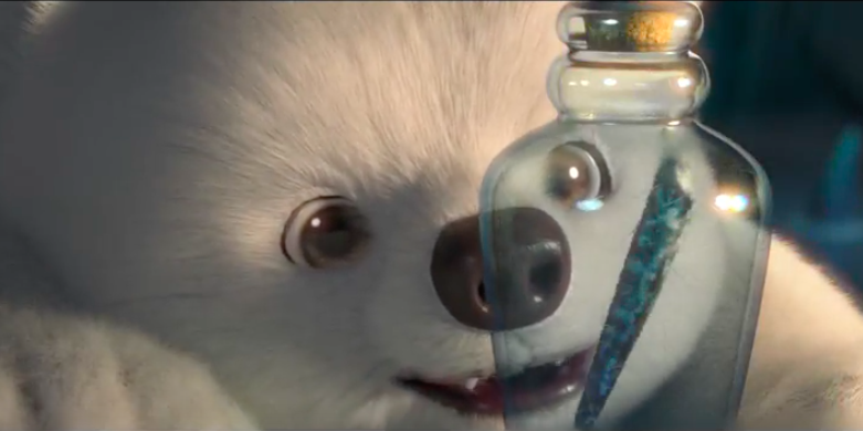 台灣動畫《漂》使用動物視角探討環境議題(照片截取自youtube影片)