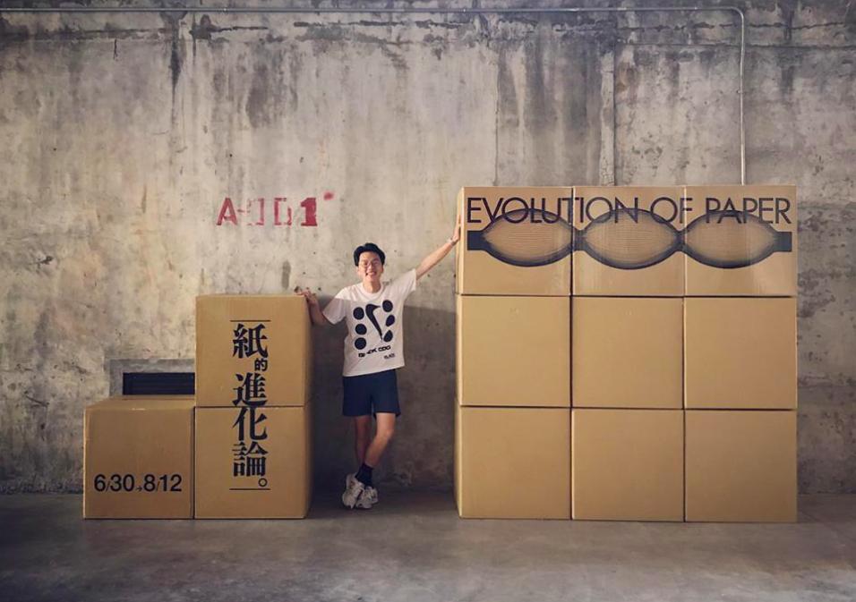 【人物專訪】草字頭創辦人黃偉倫:希望策的展帶給大家感動(照片來源:均勻製作/ 胡忻儀)