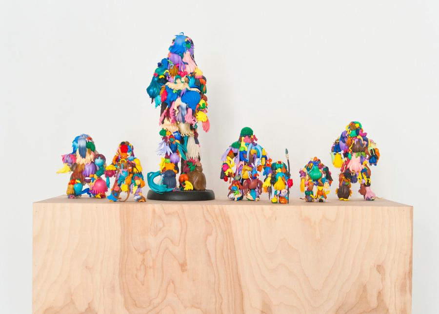 藝術家金氏徹平將於誠品畫廊舉辦個展(照片來源:Jane Lombard Gallery)