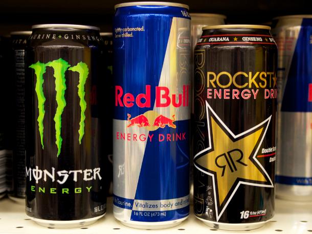 知名能量飲料(翻攝自Flickr)