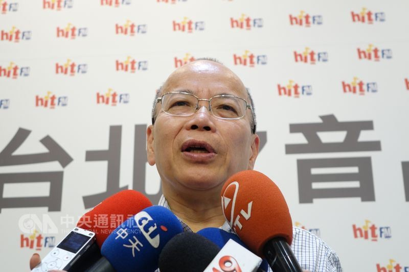 Minister Without PortfolioChang Ching-sen (CNA)