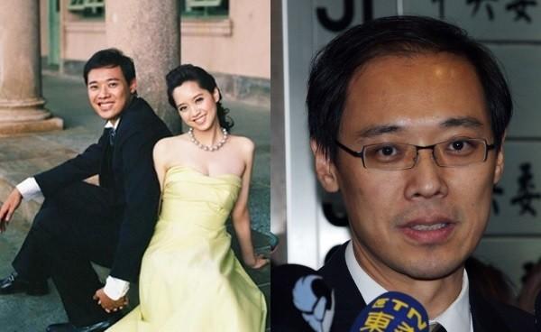 Yang and Chen wedding photo (Facebook), Yang (CNA image).