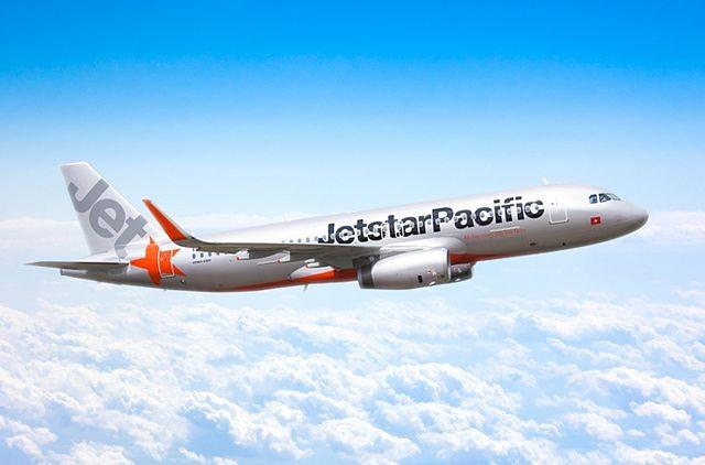 Jetstar Pacific A320.