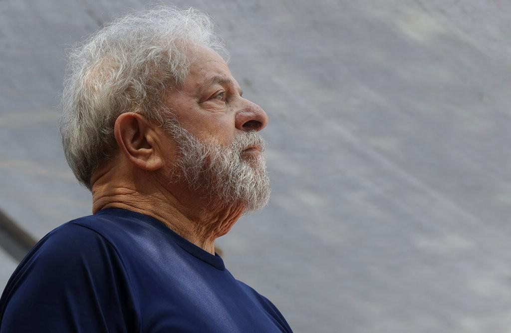 巴西前總統路易斯·伊納西奧·魯拉(Luiz Inacio Lula)(美聯社)