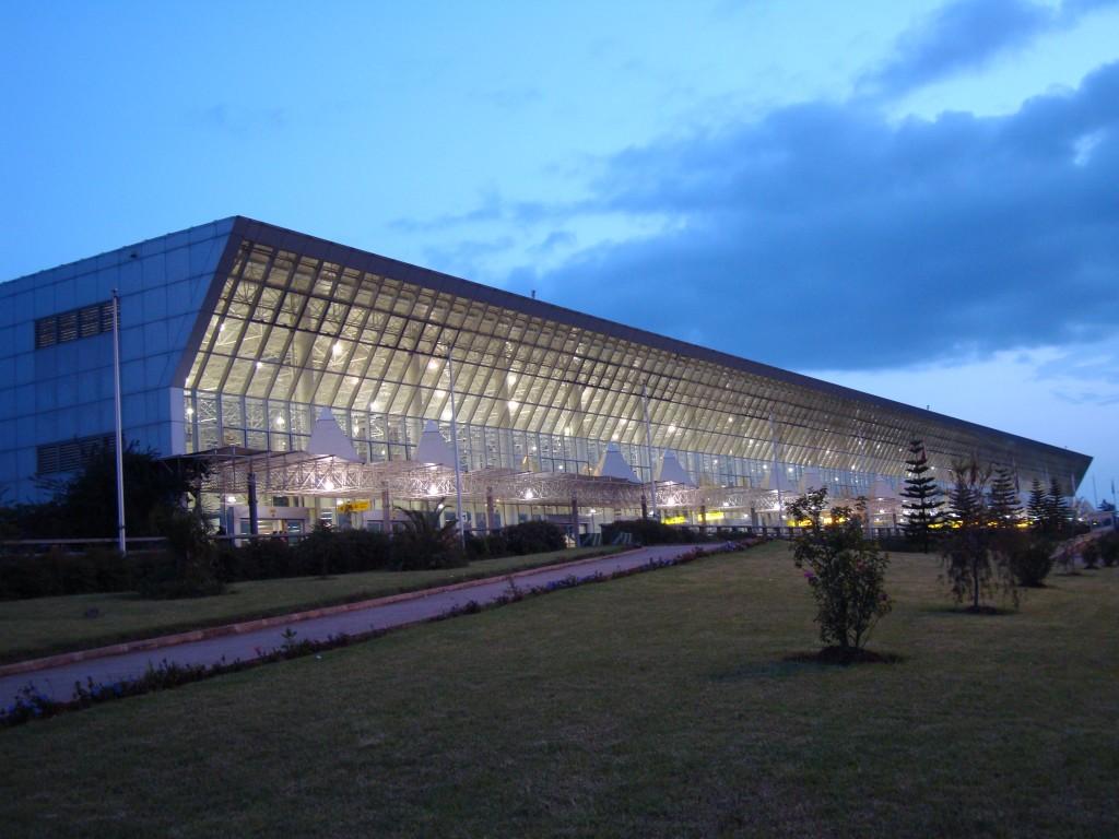 阿迪斯阿巴巴國際機場,外觀新穎華麗(圖片來源:維基百科)