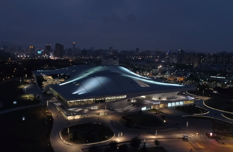 The National Kaohsiung Center for the Arts – Weiwuying (Image from its website)