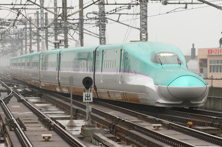 新幹線示意圖