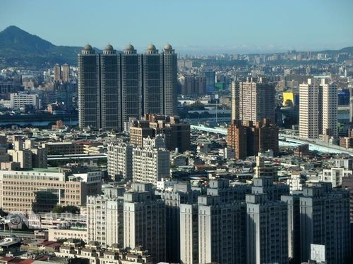 Almost 85 percent of Taiwanese own their homes.