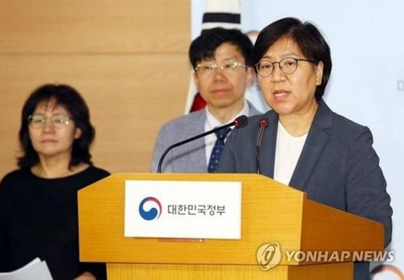 南韓官方8日宣布一名男子確診MERS(中央社)