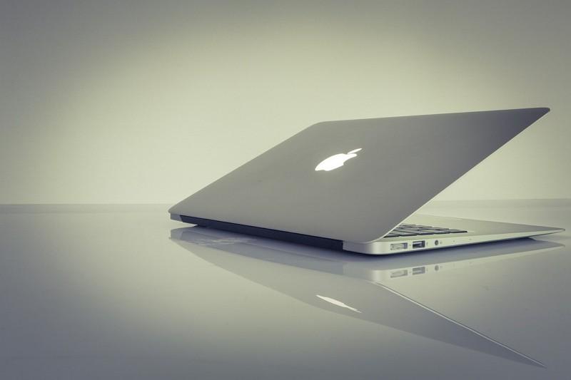 蘋果Mac (圖/Pixabay)